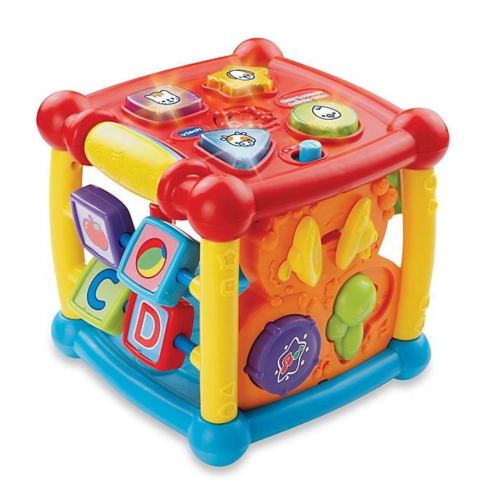 Alternate image 1 for VTech® Busy Learners Activity Cube