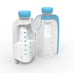 Kiinde™ Twist Pouch 80-Count 6 oz. Direct-Pump Breastmilk Storage Pouches