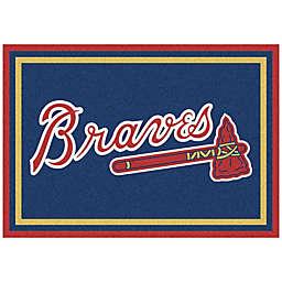 MLB Atlanta Braves Spirit Rug