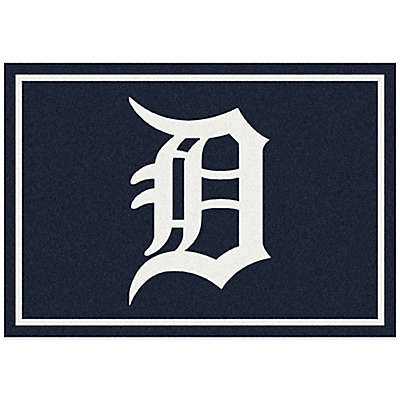 MLB Detroit Tigers Spirit Rug