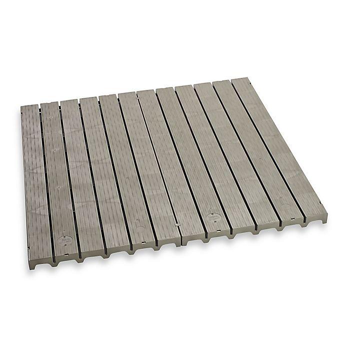 Alternate image 1 for Kennel Deck Flooring System in Grey