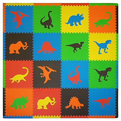 Tadpoles™ by Sleeping Partners Dino 16-Piece Playmat Set