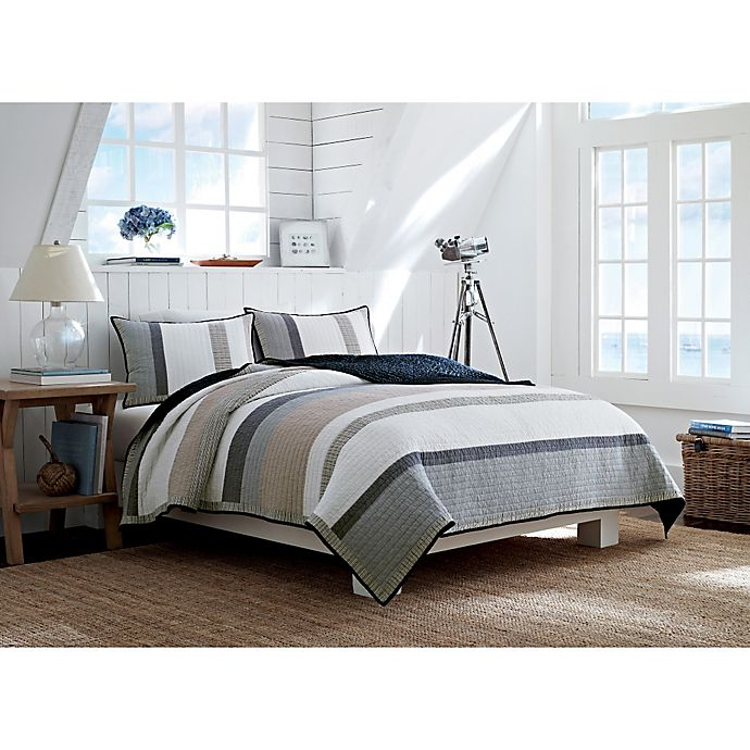 Alternate image 1 for Nautica® Tideway Bedding Collection