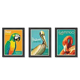 Americanflat Tropical Bird Digital Print Wall Art