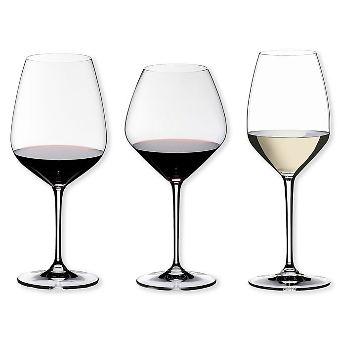 Alternate image 1 for Riedel® Heart to Heart Wine Glass Collection