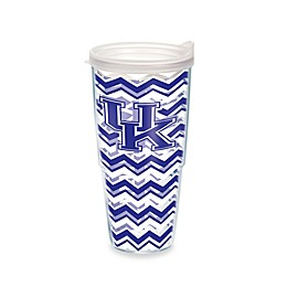 Tervis® University of Kentucky Wildcats 24 oz. Chevron Wrap Tumbler with Lid