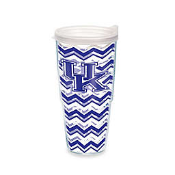 Tervis® University of Kentucky Wildcats 24 oz. Chevron Wrap Tumbler with Lid