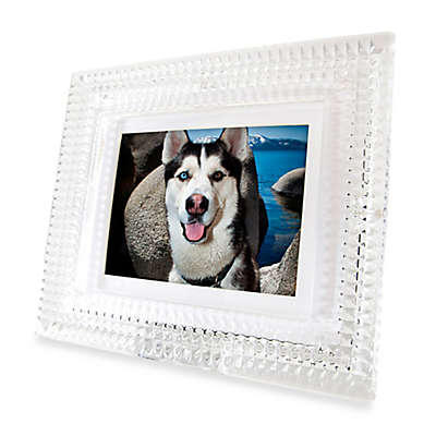 Waterford® Crystal 8-Inch Digital Photo Frame