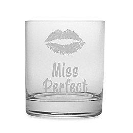 Susquehanna Glass Etched Novelty Barware \