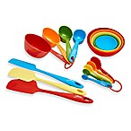 Fiesta® 17-Piece Measuring and Baking Set in Multi