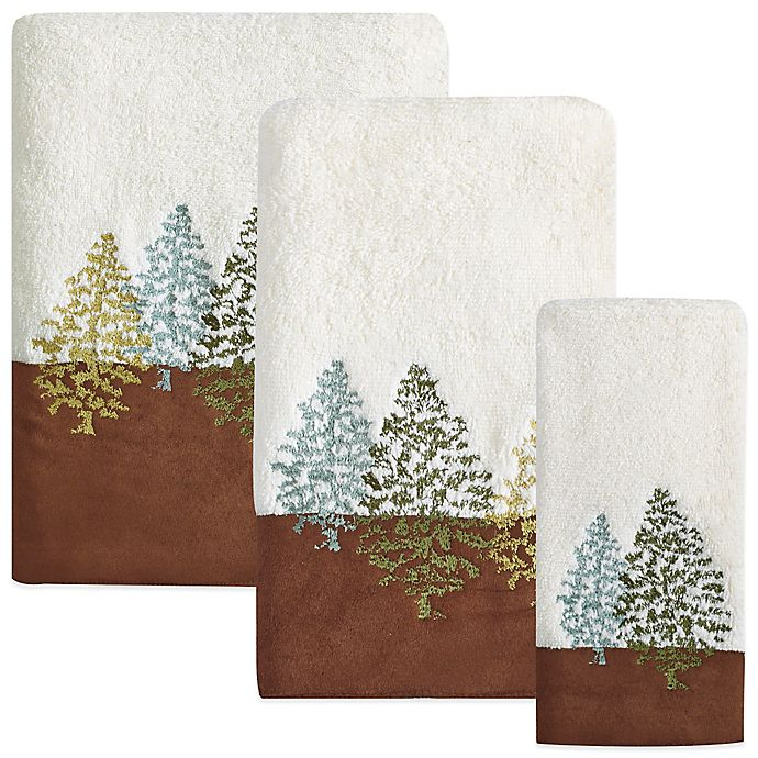 Croscill Hand Towels: Croscill® Wilderness Hand Towel