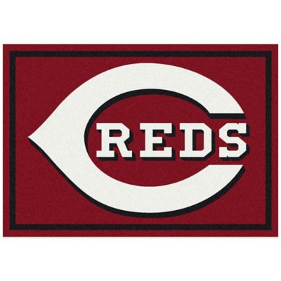 Mlb Cincinnati Reds Spirit Rug Bed Bath Amp Beyond