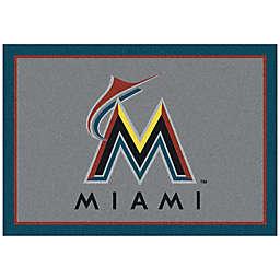 MLB Miami Marlins Spirit Rug