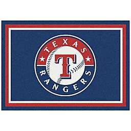 MLB Texas Rangers Spirit Rug
