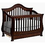 Million Dollar Baby Classic Ashbury 4-in-1 Convertible Crib in Espresso