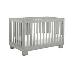 Babyletto Modo 3-in-1 Convertible Crib in Grey