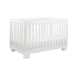 Babyletto Modo 3-in-1 Convertible Crib in White