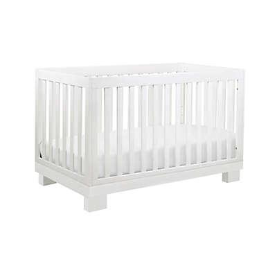 Babyletto Modo 3-in-1 Convertible Crib in White