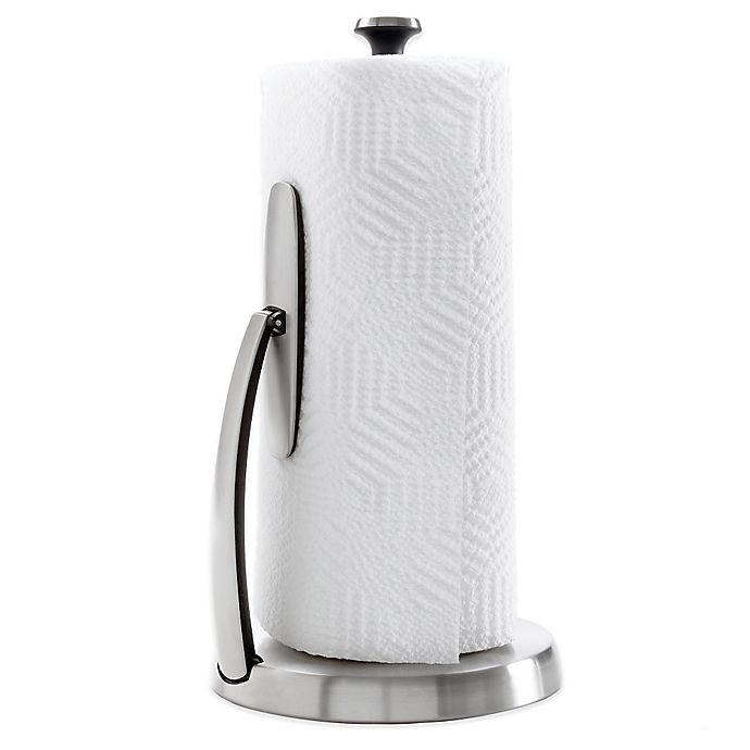 Oxo Good Grips Simply Tear Paper Towel Holder Bed Bath
