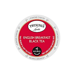 Twinings® of London® Classic English Breakfast Tea Keurig® K-Cup® Pods 18-Count