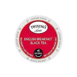 Keurig® K-Cup® Pack 18-Count Twinings of London® Classic English Breakfast Tea