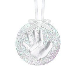 Pearhead Babyprints Glitter Ornament