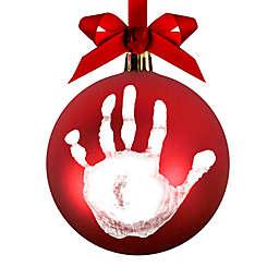 Babyprints Christmas Ball Ornament