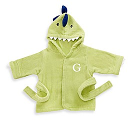 "Baby Aspen ""Splashasaurus"" Hooded Spa Bathrobe"