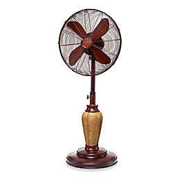 Deco Breeze® Kailua 18-Inch Standing Floor Fan