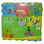 Verdes Sesame Street® 27-Piece Alphabet Foam Floor Puzzle