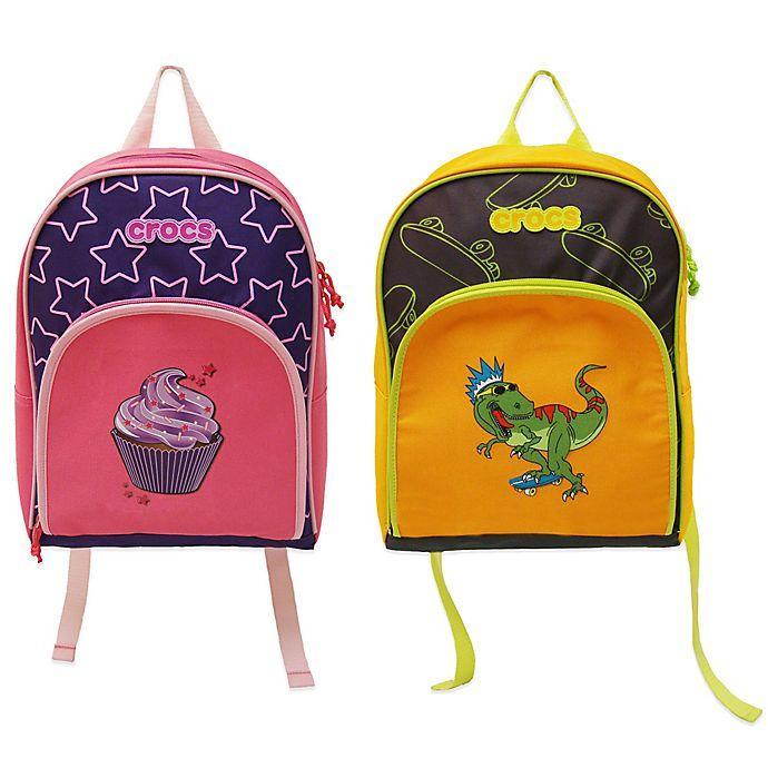 Alternate image 1 for Crocs™ Pre-School Backpack