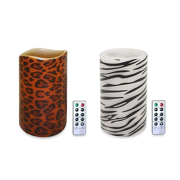 Flameless Candle with Remote Control | Bed Bath & Beyond