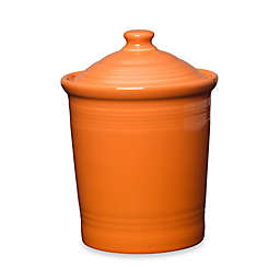 Fiesta® Medium Canister in Tangerine