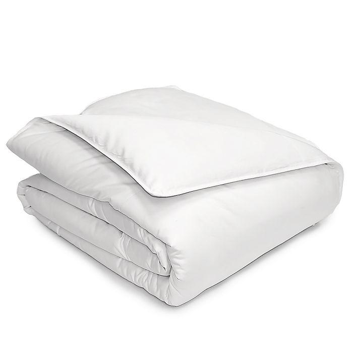 Alternate image 1 for Damask 1000 Thread Count Down Alternative Comforter