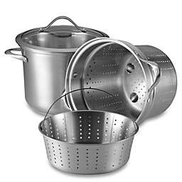 Calphalon® Contemporary Stainless Steel 8-Quart Multi-Pot