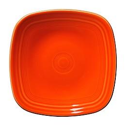 Fiesta® Square Salad Plate in Poppy