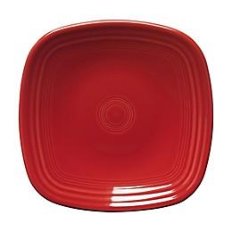 Fiesta® Square Salad Plate in Scarlet