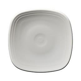 Fiesta® Square Salad Plate in White