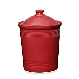 Fiesta® Medium Canister in Scarlet