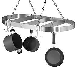 Calphalon® Oval Ceiling Stainless Steel Pot Rack