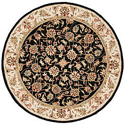 Safavieh Chelsea Collection 4-Foot Wool Round Rug