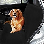Pawslife™ Bench Style Quilted Car Seat Cover in Black