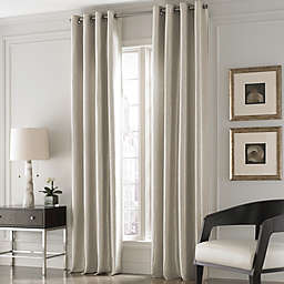 Valeron Lustre Solid Window Curtain Panel