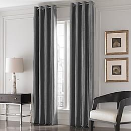 Valeron Lustre Solid Window Curtain Panel