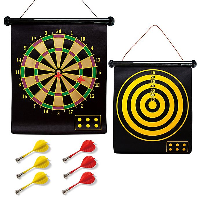2 In 1 Magnetic Dart Board Bed Bath And Beyond Canada