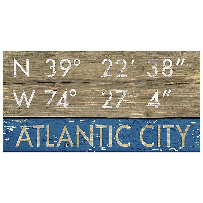 Alternate image 1 for Atlantic City Framed Art