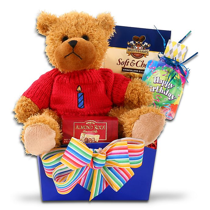 Alternate image 1 for Happy Birthday to You Gift Basket