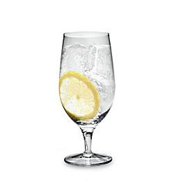 Luigi Bormioli Michelangelo Masterpiece Sparks 19 oz. Maxi Footed Beverage Glass (Set of 4)