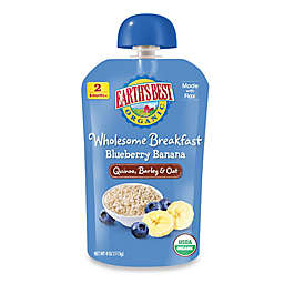 Earth's Best® Organic 4 oz. Wholesome Breakfast Blueberry Banana