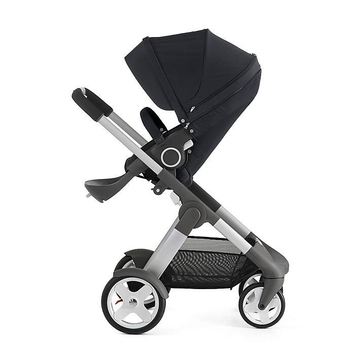 Alternate image 1 for Stokke® Crusi™ Stroller in Black